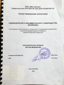 Проект подпись заклеенная